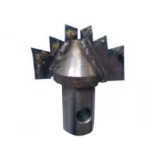 Долото двухперовое ДРШ D-168 мм